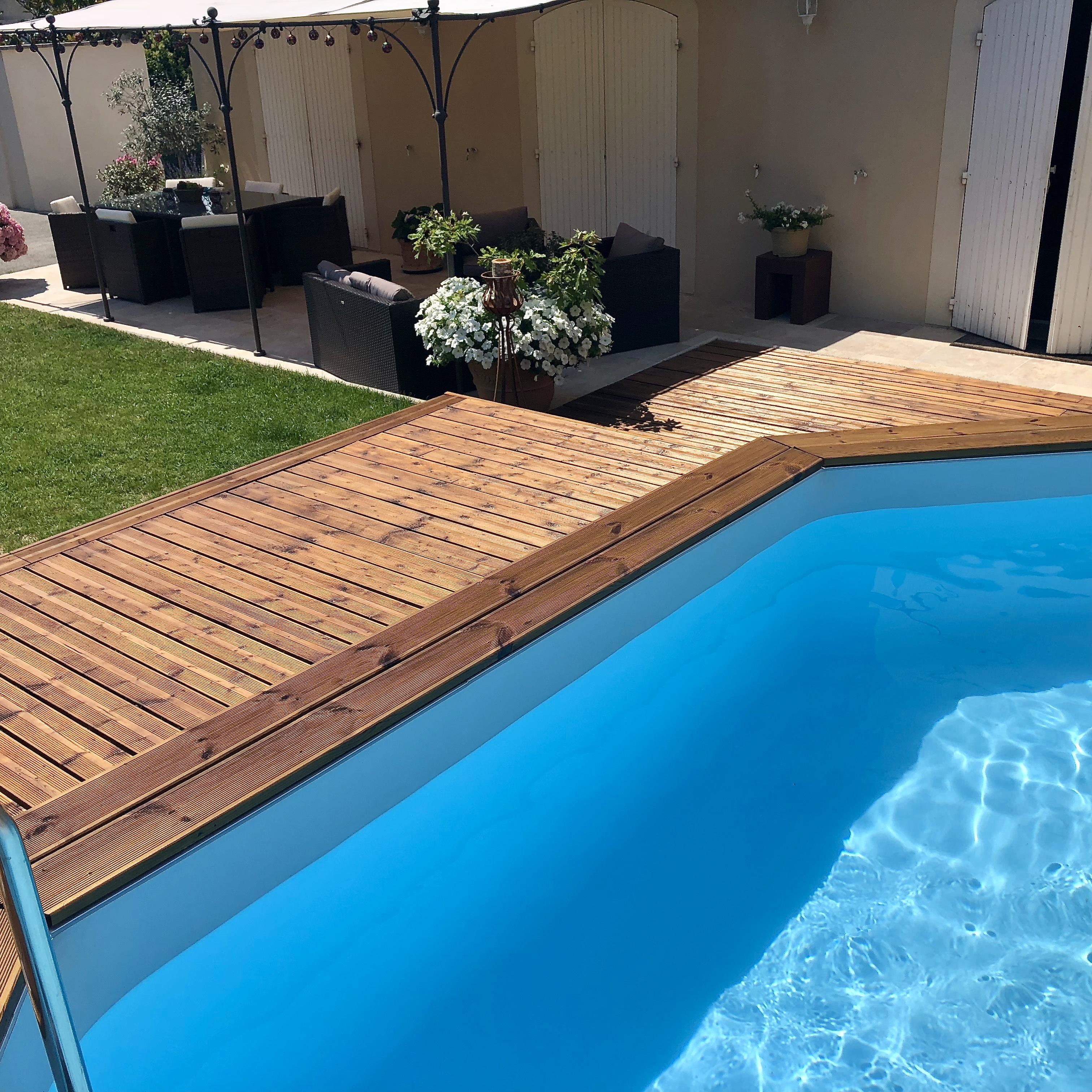 Profitez de notre piscine chauffée